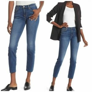 Seven 7 For All Mankind Roxanne Ankle Skinny Jeans